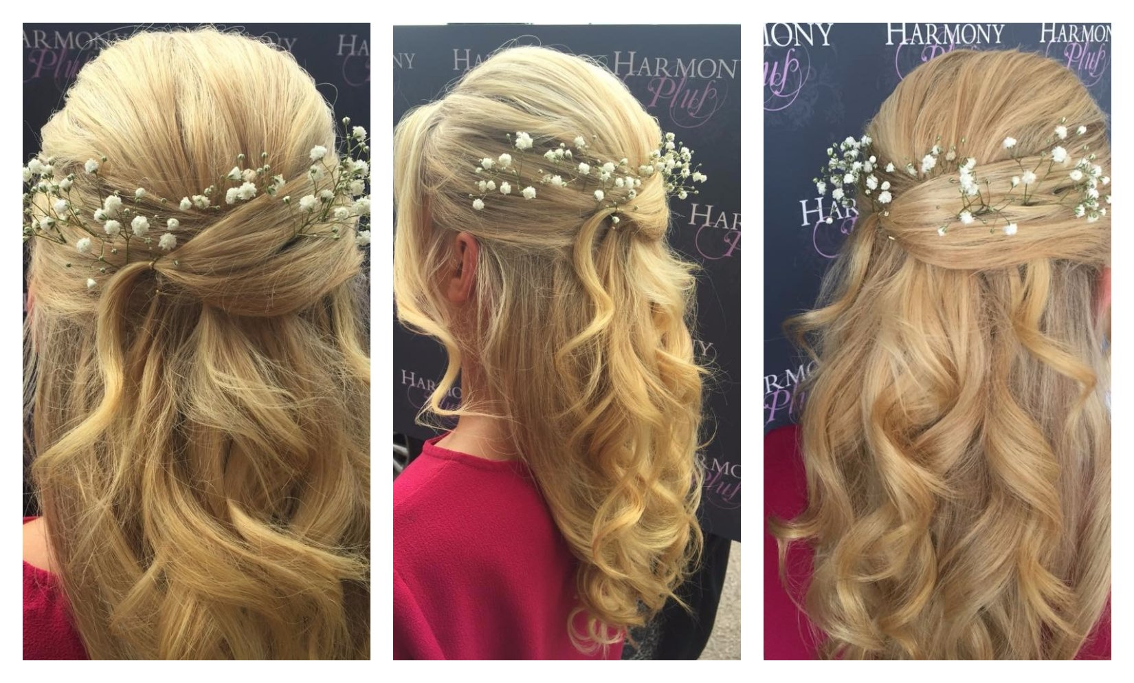 wedding hair salon edlesborough