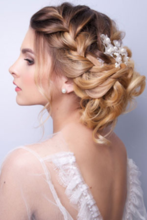 wedding hair bridal services dunstable edlesborough salons