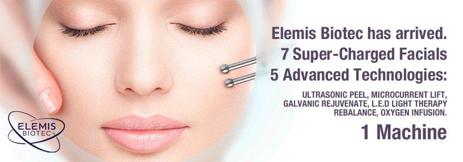Elemis Biotec Facials