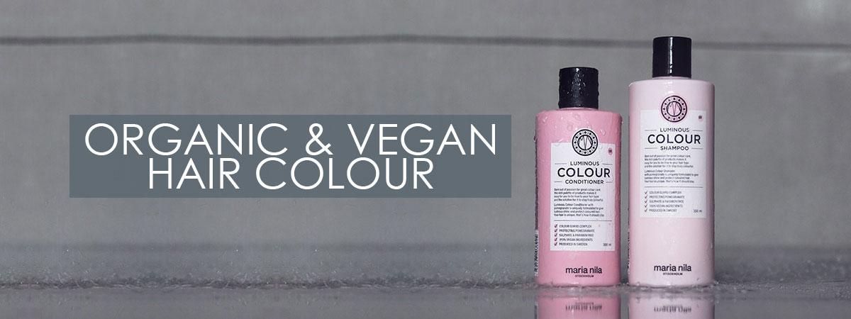 Organic & Vegan Haircare