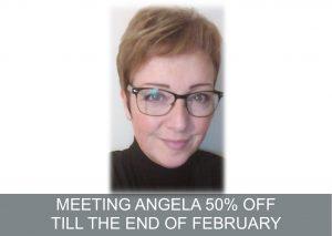 Say hello to Angela…