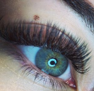 eyes and brow services harmong beauty salon dunstable