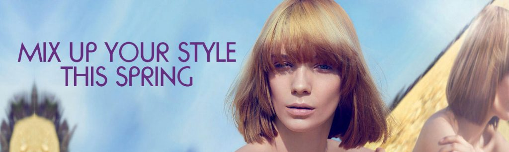 spring hair trends harmony hair salon edlesborough