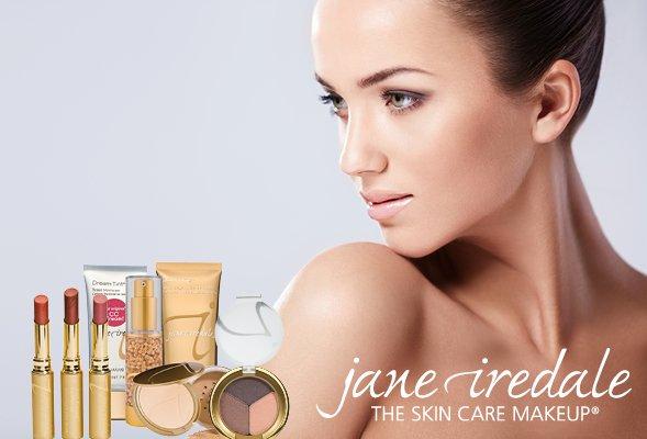 jane iredale make up, harmony beauty salon, dunstable
