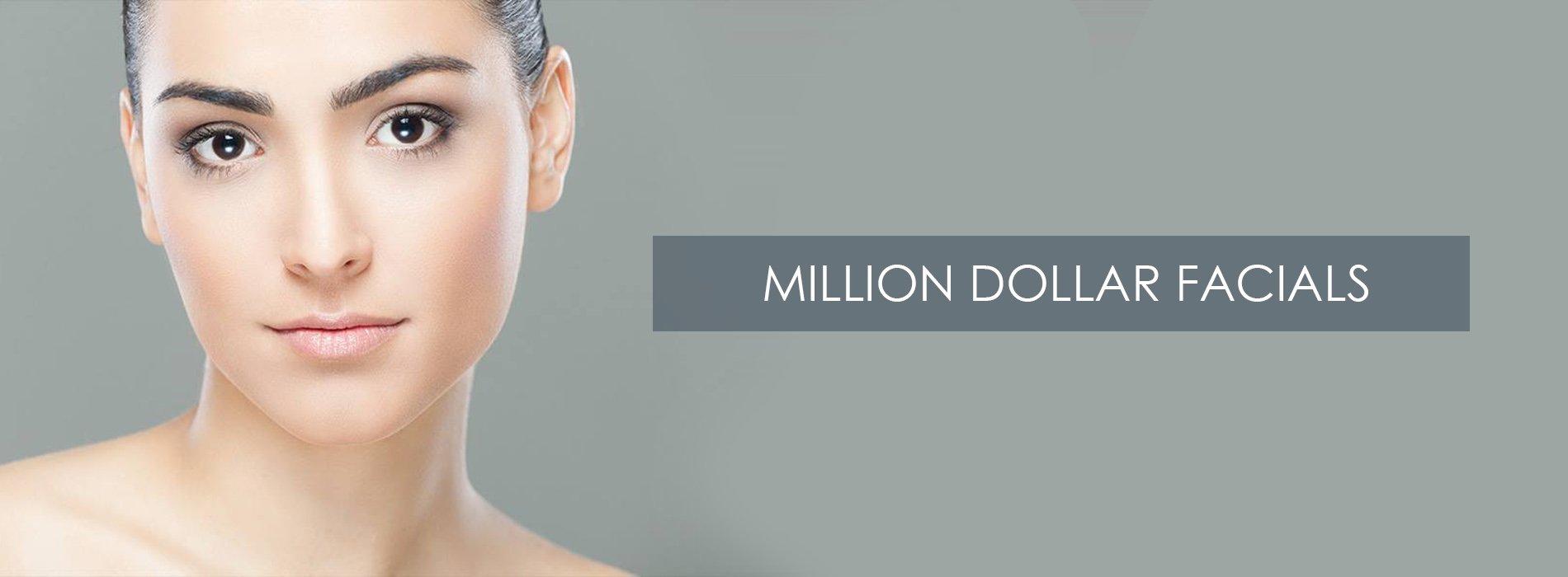 Million Dollar Facials at Dunstable Aesthetics Clinic